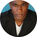 photo of Gideon Moncrieffe, Outreach Director for Hue You Know